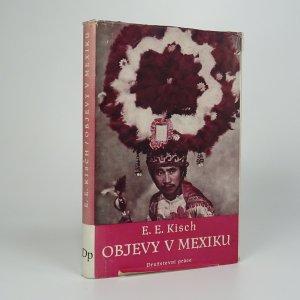 náhled knihy - Objevy v Mexiku