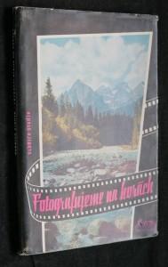 náhled knihy - Fotografujeme na horách