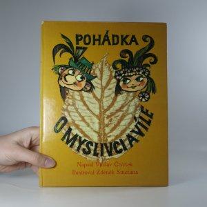 náhled knihy - Pohádka o myslivci a víle