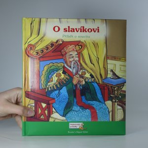náhled knihy - O slavíkovi