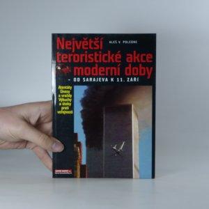 náhled knihy - Největší teroristické akce moderní doby