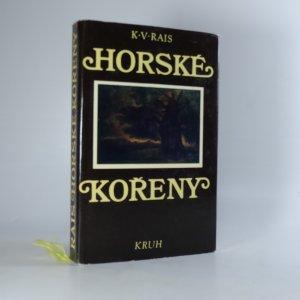 náhled knihy - Horské kořeny : [Výbor z povídkové tvorby] 1885-1903