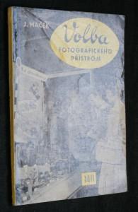 náhled knihy - Volba fotografického přístroje