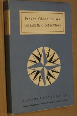 náhled knihy - Jan Pancéř a jiné povídky