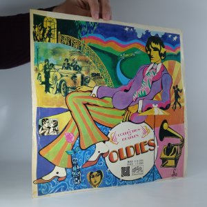 náhled knihy - A collection of Beatles. Oldies.