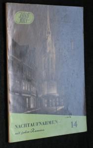 náhled knihy - Nachtaufnahmen - mit jeder Kamera