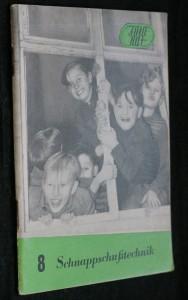 náhled knihy - Schnappschufßtechnik