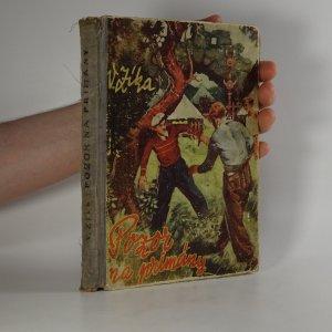 náhled knihy - Pozor na primány : román veselých prázdnin
