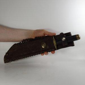 náhled knihy - Nůž 19. století, Bowie Knife