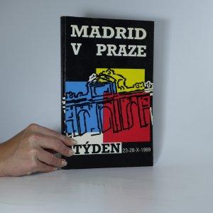 náhled knihy - Madrid v Praze