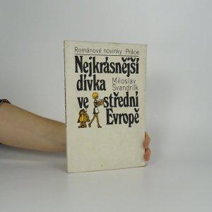 náhled knihy - Nejkrásnější dívka ve střední Evropě