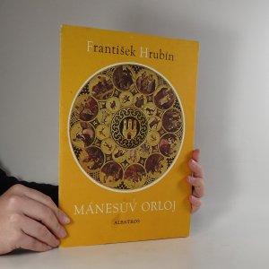 náhled knihy - Mánesův orloj. Verše k obrazům Josefa Mánesa