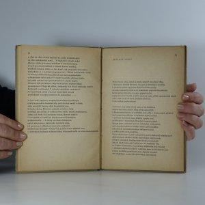 antikvární kniha Básnické spisy V. Ruce., 1929