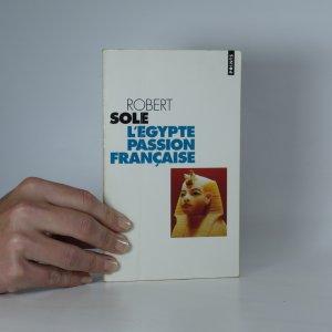 náhled knihy - L'Egypte, passion française