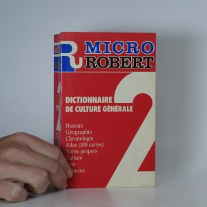 náhled knihy - Le Micro-Robert 2. Dictionnaire de culture générale.