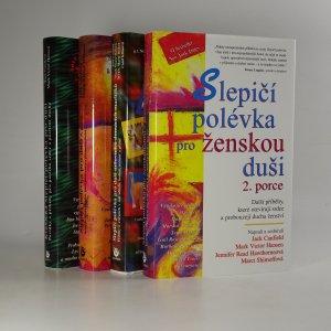 náhled knihy - Slepičí polévka pro ... (4 svazky)