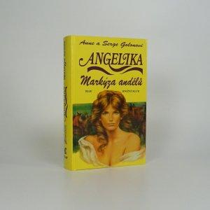 náhled knihy - Angelika. Markýza andělů
