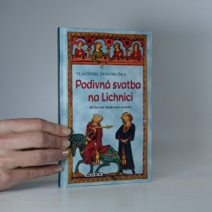 náhled knihy - Podivná svatba na Lichnici