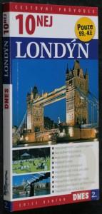 náhled knihy - 10 nej - Londýn