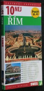 náhled knihy - 10 nej - Řím