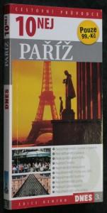 náhled knihy - 10 nej - Paříž