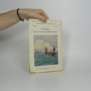 náhled knihy - Příběhy Jana Marie Cabidoulina (Příběhy Jeana-Marie Cabidoulina)