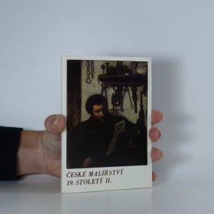 náhled knihy - České malířství 19. století II.