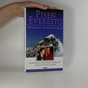 náhled knihy - Píseň Everestu. Dotknout se otcovy duše