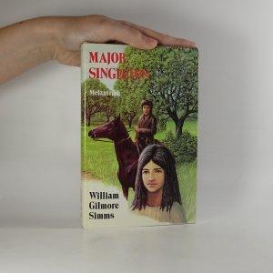 náhled knihy - Major Singleton