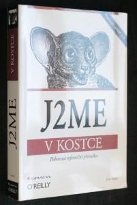 náhled knihy - J2ME v kostce : pohotová referenční příručka