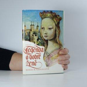 náhled knihy - Legenda o dobré ženě