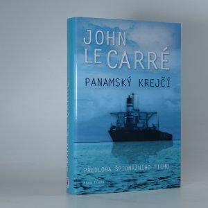 náhled knihy - Panamský krejčí