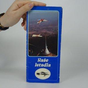 náhled knihy - Naše letadla