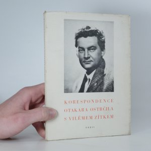 náhled knihy - Korespondence Otakara Ostrčila s Vilémem Zítkem
