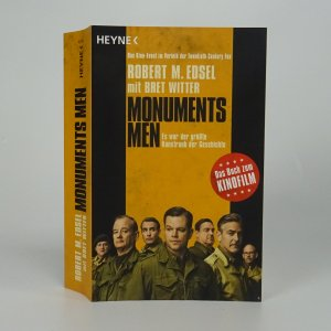 náhled knihy - Monuments Men