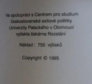 antikvární kniha Prameny k dějinám III. odboje, 5 svazků , neuvedeno