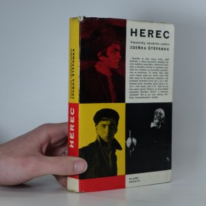 náhled knihy - Herec