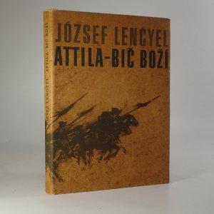 náhled knihy - Attila - Bič boží
