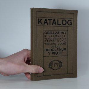 náhled knihy - Katalog obrazárny v Domě umělců Rudolfinum v Praze