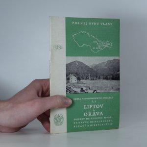 náhled knihy - Liptov a Orava