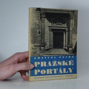 náhled knihy - Pražské portály