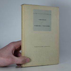 náhled knihy - Voněly vodou večery
