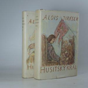 náhled knihy - Husitský král (2 svazky)