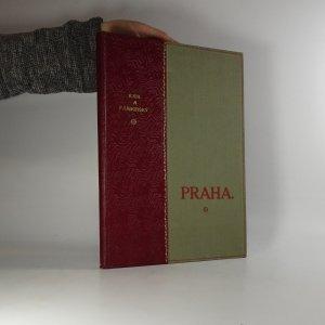 náhled knihy - Praha v barevných dřevorytech Karla Vika (očíslovaný a podepsaný výtisk - č. 134)