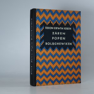 náhled knihy - Zaren, Popen, Bolschewiken