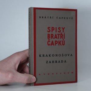 náhled knihy - Krakonošova zahrada