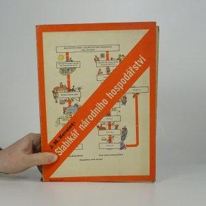 náhled knihy - Slabikář národního hospodářství a finanční vědy