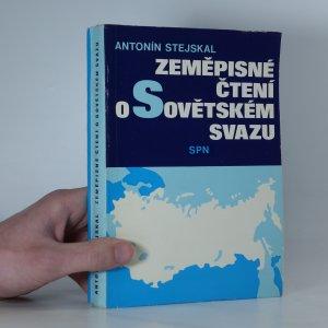 náhled knihy - Zeměpisné čtení o Sovětském svazu