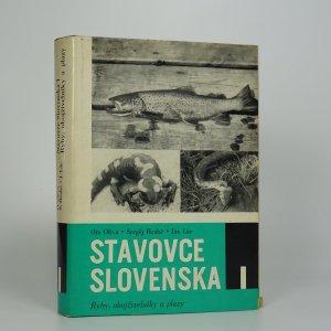 náhled knihy - Stavovce Slovenska. 1. Ryby, obojživelníky a plazy.