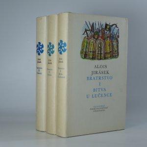 náhled knihy - Bratrstvo. 1.-3. díl (3 svazky).